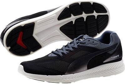 Puma Ignite Mens Running Shoes - Black