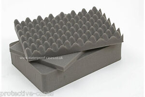 Genuine PELI 1450 REPLACEMENT FOAM SET Limited Available at this price  BUY NOW