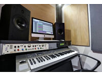 Music Production Room for hire