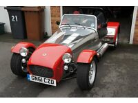 Caterham super seven series 3. Great condition 2011 low mileage