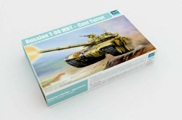 Trumpeter 1/35 05560 Russian T-90 MBT Cast Turret
