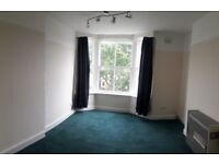 2nd Floor One Bedroom Flat To Let In Quiet House, Bedroom Overlooking Cricket Ground.
