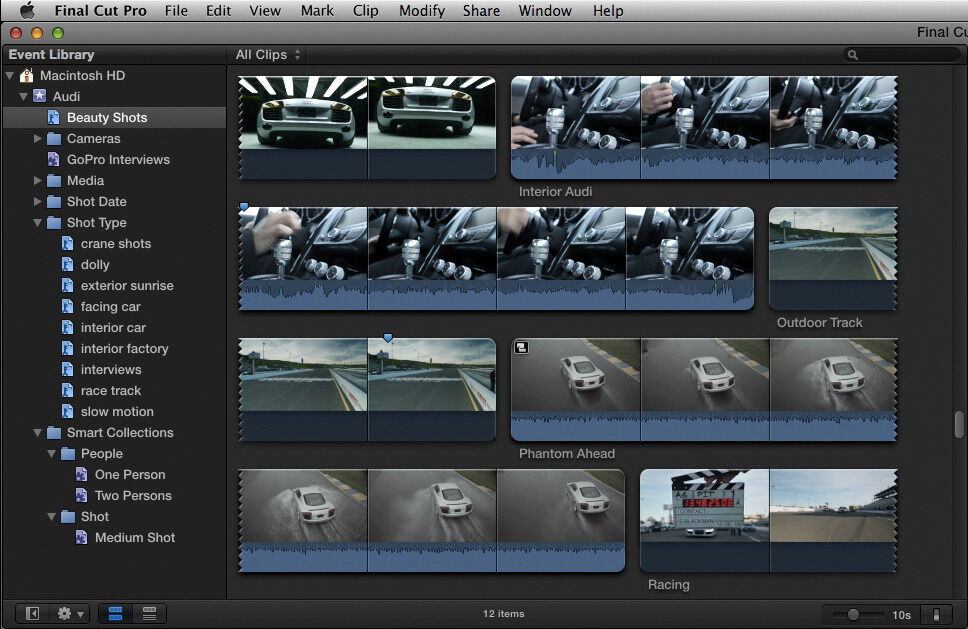 FINAL CUT PRO X MAC OSXin Crail, FifeGumtree - FINAL CUT PRO X MAC OSX Fully licensed Final Cut Pro 10.3.1, the reference in video editing for the mac. Compatible with latest Yosemite/El Capitan//Sierra OSX. Contact me by email if interested. Completely redesigned from the ground up, Final Cut...
