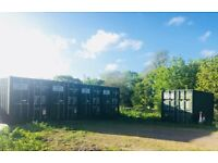 Self Storage 20ft container available monthly or quarterly, high quality container, very good price