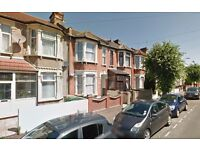 Spacious 3 bedroom house to rent on Kensington Avenue, Manor Park, Working Clients only