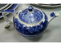 """Wedgwood antique teapot. Quirky""""s"""