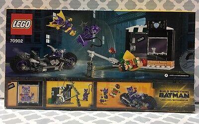 Lego Batman Movie Catwoman Catcycle Chase 70902 New Shelf Wear