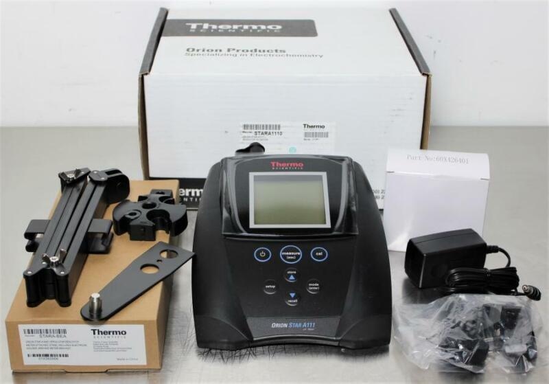 Thermo Scientific Orion Star A111 Benchtop Ph Meter STARA1110   NEW in Box