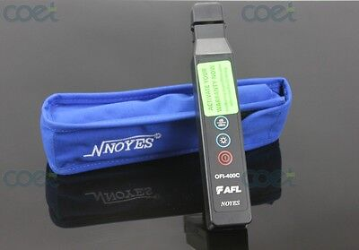 Free Shippiing Optical Fiber Identifier Afl Ofi-400c Fiber Cable Identifier