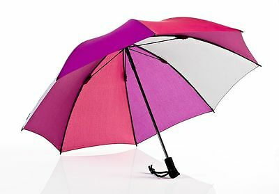 EUROSCHIRM Swing liteflex lila Regenschirm Damen und Herren Trekking Wandern ()