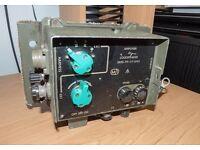 Clansman Amplifier AF Loudspeaker
