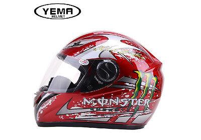 Strong Motocross Best-Selling Full Face Safe Motorcycle Helmet Free