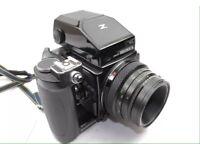 Bronica ERTSi medium format camera