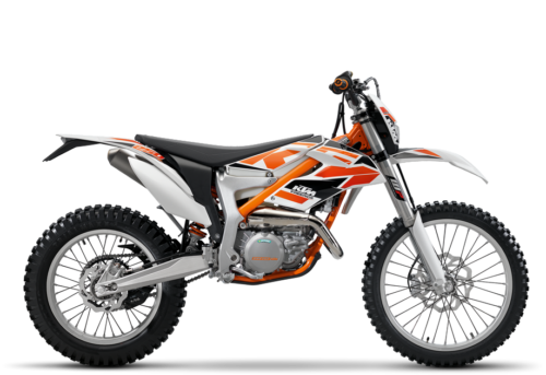 2017 KTM Freeride 250 R  2017 Motorcycles New 249 249 6-speed
