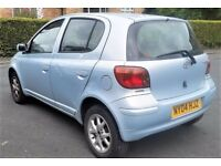 CHEAP INSURANCE 2004 TOYOTA YARIS 1.3 LONG MOT SERVICE HISTORY 5 DOORS (CORSA MICRA CLIO ASTRA GOLF)
