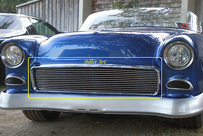 Chevy Bel Air Billet - 55 CHEVY CHEVROLET BEL AIR CUSTOM BILLET GRILLE 1955 BELAIR NOMAD IN STOCK NOW