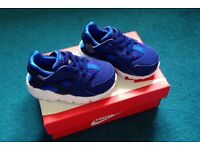 new*huarache baby trainers