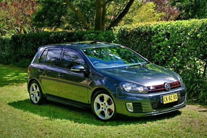 MY11 VW GOLF GTI LOW KMS SUNROOF TOWBAR Richmond Hawkesbury Area Preview