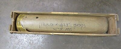 New No Name 36 X 100 Brass Bronze Wire Cloth Screen Mesh Roll