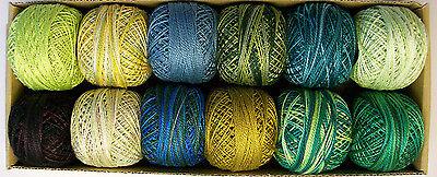 Valdani thread Perle Cotton size 12 Bird Dance, Sue Spargo