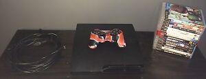 Ps3 and games bundle  London Ontario image 2