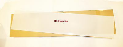 Box Of Ink Duct Foil For Heidelberg Sm 102 Offset Printing Press - Brand New