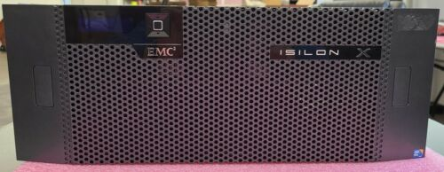 EMC Isilon X410 Node 36 Bay 24TB 12 x 2TB HDD 128GB RAM E5-2640v2