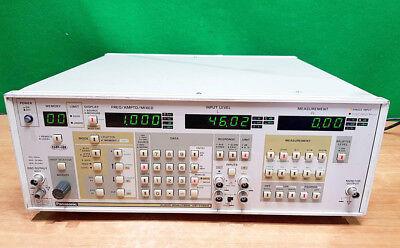 Panasonic Vp-7722a Audio Analyzer B1