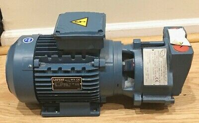Travaini Trmb 32-50 Gh 2.2 Kw Single Stage Liquid Ring Vacuum Pump New