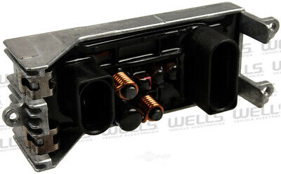 HVAC Blower Motor Resistor WVE BY NTK 4P1839