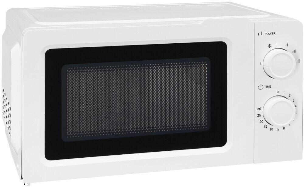 Mikrowelle Exquisit MW717-7 Innenkapazität 17Liter - Weiß NEU & OVP