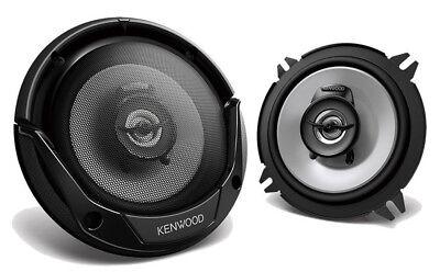 "Kenwood 5.25"" 2-Ways Round Coaxial Car Speakers - KFC-1366S"