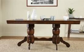 NEW Luxury extendable dining table for 6-8 people , Bargain PRP#£350