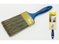 "BRAND NEW! STANLEY Dragging Paint Brush 3"" Wide"