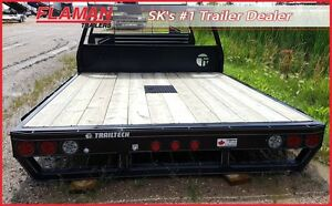 Trailtech 11' x 8' Truck Deck - Now in Stock!