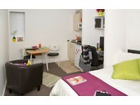 *** Bills Inc STUDIOS TO LET in BD1 - Fully Furnished - STUDENTS WELCOME FROM £80PW -