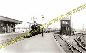 Clapham Junction Railway Station Photo.LB&SCR and L&SWR. London
