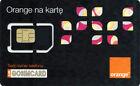 Orange Prepaid SIM Card