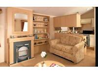 Holiday for 4 people 2bed caravan at harlyn sands from 300 -650
