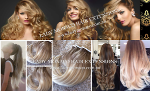 Learn How to install Hair Extensions Via Our Training Courses Carlton Melbourne City Preview