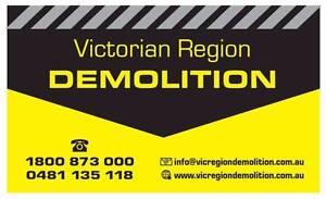 Victorian Region Demolition Hadfield Moreland Area Preview