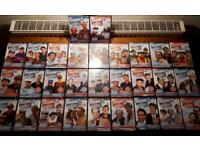 ONLY FOOLS AND HORSES COMPLETE DVD COLLECTION