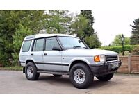 Land Rover Discovery 1 300 TDi (Defender). Off Road Prepared. Fully Road Legal. Lift Kit, Snorkel.