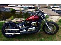Yamaha XVS1100 dragstar
