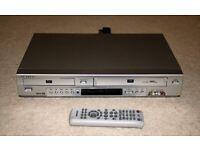 Samsung DVD Player VHS Video Recorder