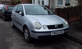 VW Polo 1.2 Petrol **Cheap Little Runner**