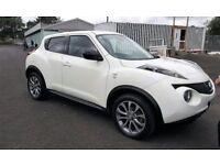 2014 (14) Nissan Juke 1.5 dCi N-TEC 5dr SatNav Camera - £20/Year Road Tax.
