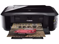 Canon Pixma IP4950 IP 4950 Inkjet Colour Printer edible ink