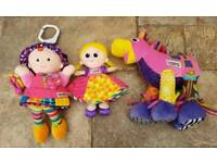 Lamaze baby girls bundle