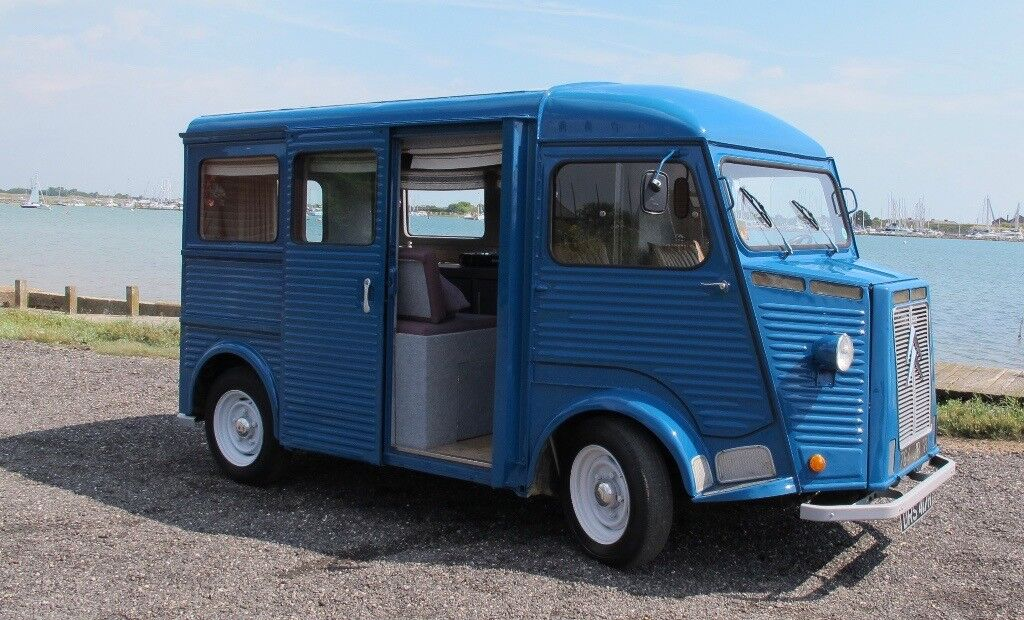 Clic Citroen Hy Campervan With A New Stimson Conversion In Southsea Hampshire Gumtree